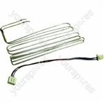 Indesit BAN12NFUK Heating Element+termal Cut-out 125w/80â°c