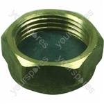 Hotpoint 3/4 bsp sealing cap blanking nut Spares
