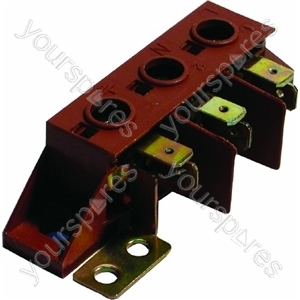 Creda 3-way Cooker Terminal Block