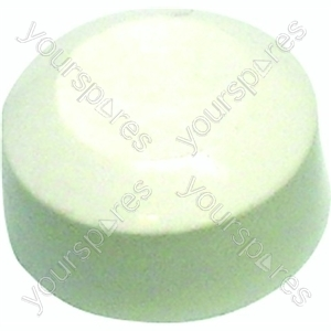Indesit White Cooker Ignition Button