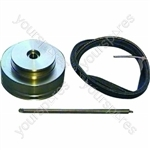 Indesit Washing Machine Clutch Housing Kit