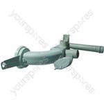 HOTPOINT 1700451 AIR DUCT FRNT-BK 9374