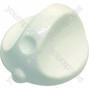 Indesit Control Knob (White)