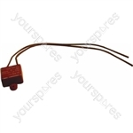 Hotpoint 8596S Refrigerator Thermal Fuse - (L) 8696