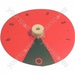 Indesit Control disc