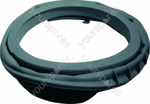 how to clean rubber seal on washing machine
