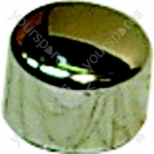 Rangemaster Chrome Domed Ignition Switch Button