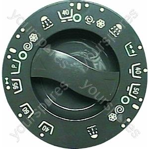 Indesit Brown Washing Machine Control/Timer Knob