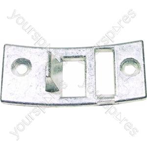 Indesit Metal Washing Machine Door Latch Cover