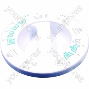 Indesit White Washing Machine Timer knob