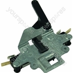 Hotpoint 9335A Switch & Plate Assy