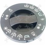 Hotpoint WD22A Dark Brown Washing Machine Timer knob