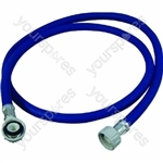 Hotpoint WM75N Dishwasher Blue Cold Water Fill Hose - 2 Metres