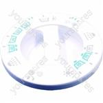 Hotpoint 9936P White Washing Machine Timer knob