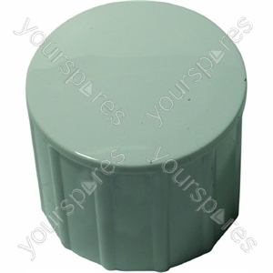 Indesit White Control Knob Assembly