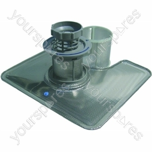 Hotpoint Dishwasher Fine Filter Assembly