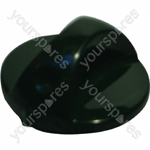 Hotpoint Dark Green Top Oven/Grill Short Shaft Control Knob
