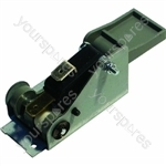 Indesit Switch & Bracket Assembly