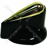 Indesit Oven Control Knob (Black)