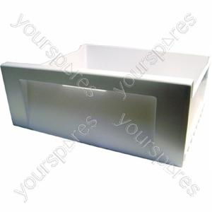 Whirlpool White Large Upper Freezer Drawer
