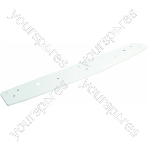 Indesit White Control Panel Toe