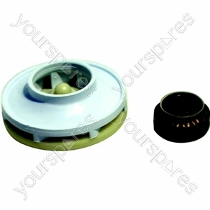 Bosch Dishwasher Pump Housing Sealing Kit