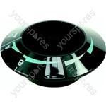 Timer Knob Indicator Black