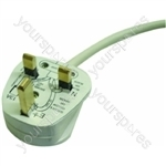 Indesit Mains Cable 3m V2