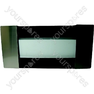Door Outer Grill Ss