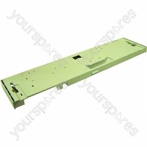 Indesit Dishwasher White Control Panel Fascia