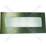 Electrolux Grill Door Outer Glass
