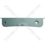 Indesit D61UK White Dishwasher Control Panel Fascia