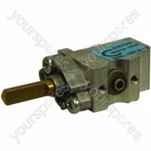 Indesit Semi Rapid (Medium) Burner Gas Tap