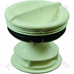 Indesit Filter Cap