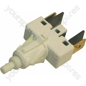 Indesit Switch Push Assembly