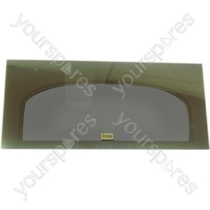 Creda D130GD Top Door Glass Br