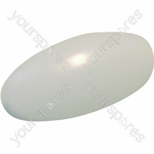 Hotpoint Washer Dryer White Screw Cover Cap