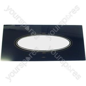 Indesit Top Door Glass