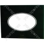 Creda 48280 Main Oven Door Glass
