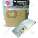 Hoover S6155001 Standard Filtration Bags (H31) - 5 Pack