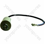 Indesit Cap 2.5Uf Bolt-In