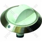 Creda E010EW Controls Knob Grill