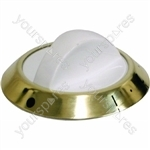 Indesit Cooker Control Knob w/ Bezel