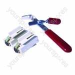 Indesit Washing Machine Carbon Brushes and Fitting Tools