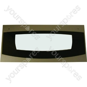 Cannon Top Oven Outer Door Glass