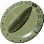 Hotpoint WMA34N Timer Control Knob