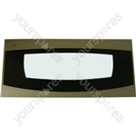 Cannon 10579G Top Oven Outer Door Glass