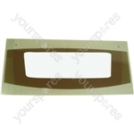 Cannon 10593G MK3 Top Oven/Grill Outer Door Glass