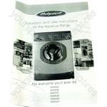Hotpoint WMA34N Instruction Handbook