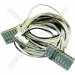 Indesit Washer Dryer Wiring Harness - Motor/Door